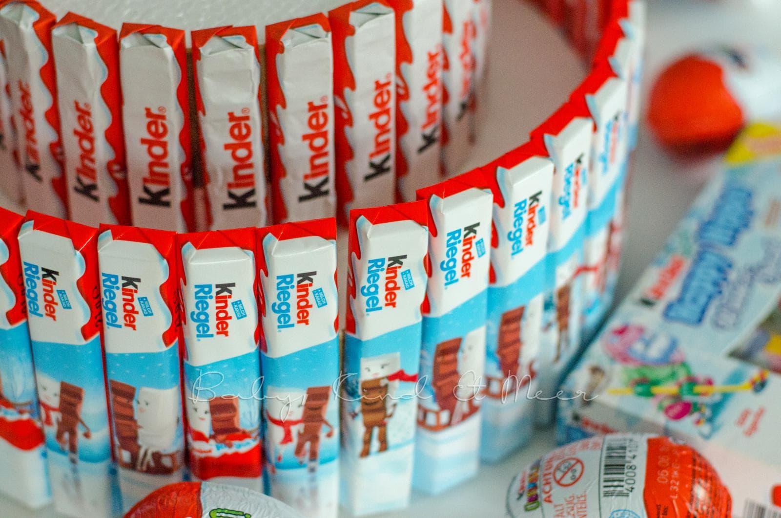 Diy Torte Aus Kinder Schokolade Diy Inspirationen Kreatives