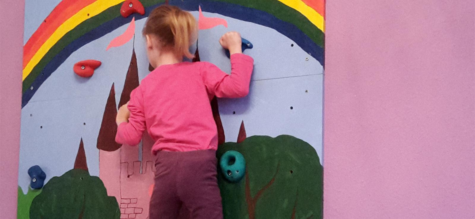 diy-gastbeitrag: kletterwand fÜr kinder - diy, inspirationen - baby