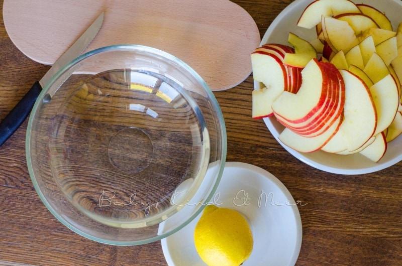 Apfel Rosen backen (3)