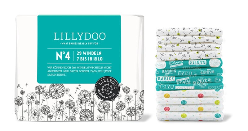 Lillydoo Windeln Produktbild