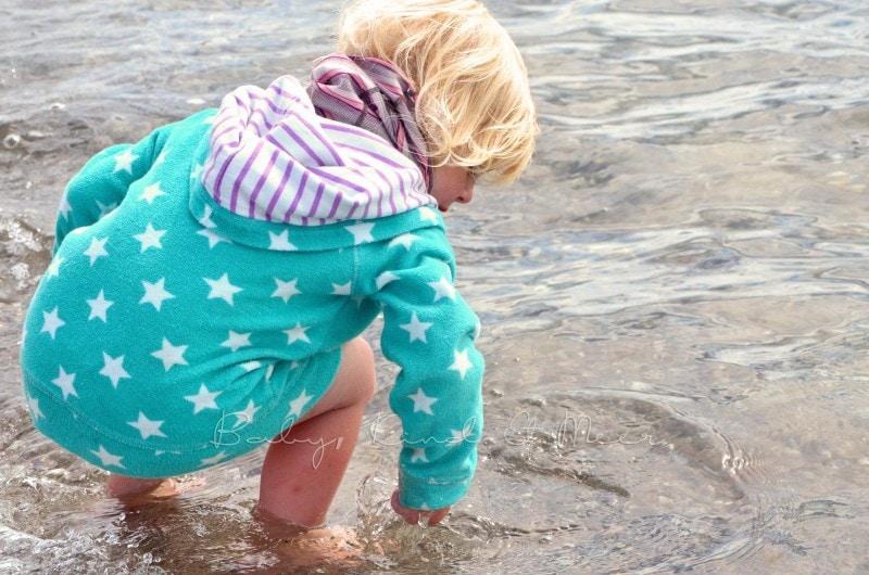 Muscheln am Strand (4)