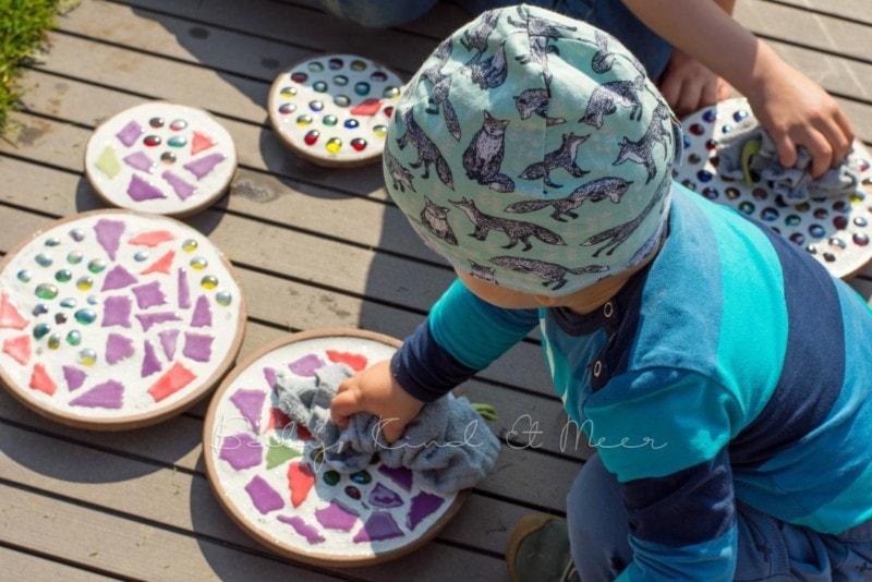 Mosaik Dekoplatten (10)