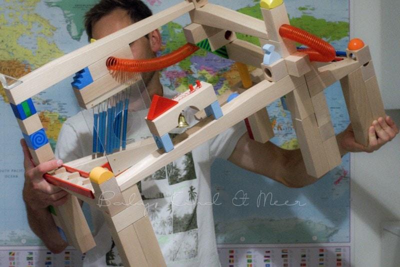Haba Kugelbahn Spieltisch (2)