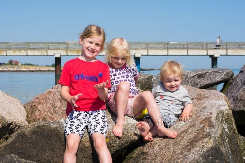 Lilli, Lotte und Tom