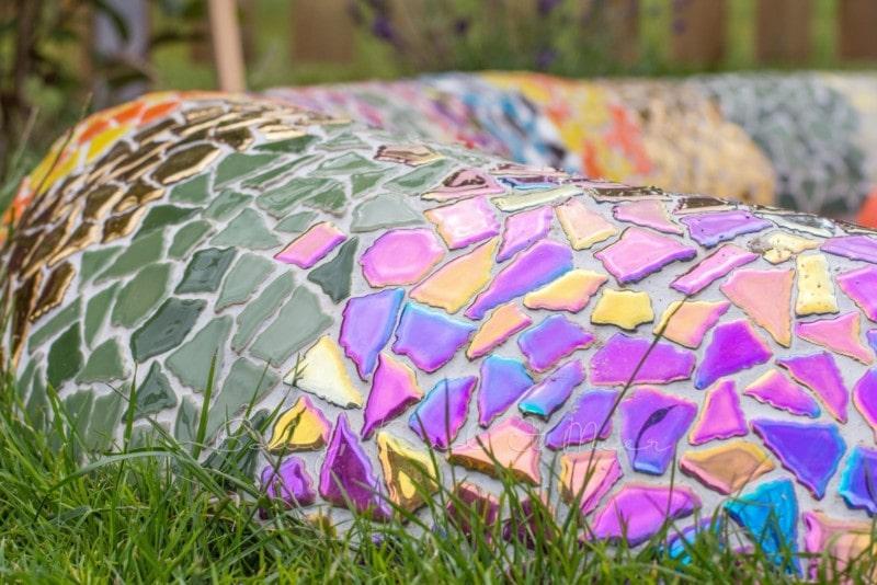 Mosaik Sandkise