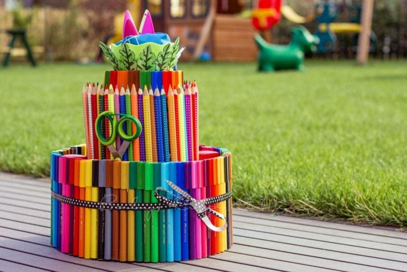Stifte Torte