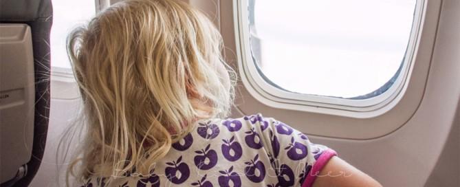 Fliegen Mit Kleinen Kindern
