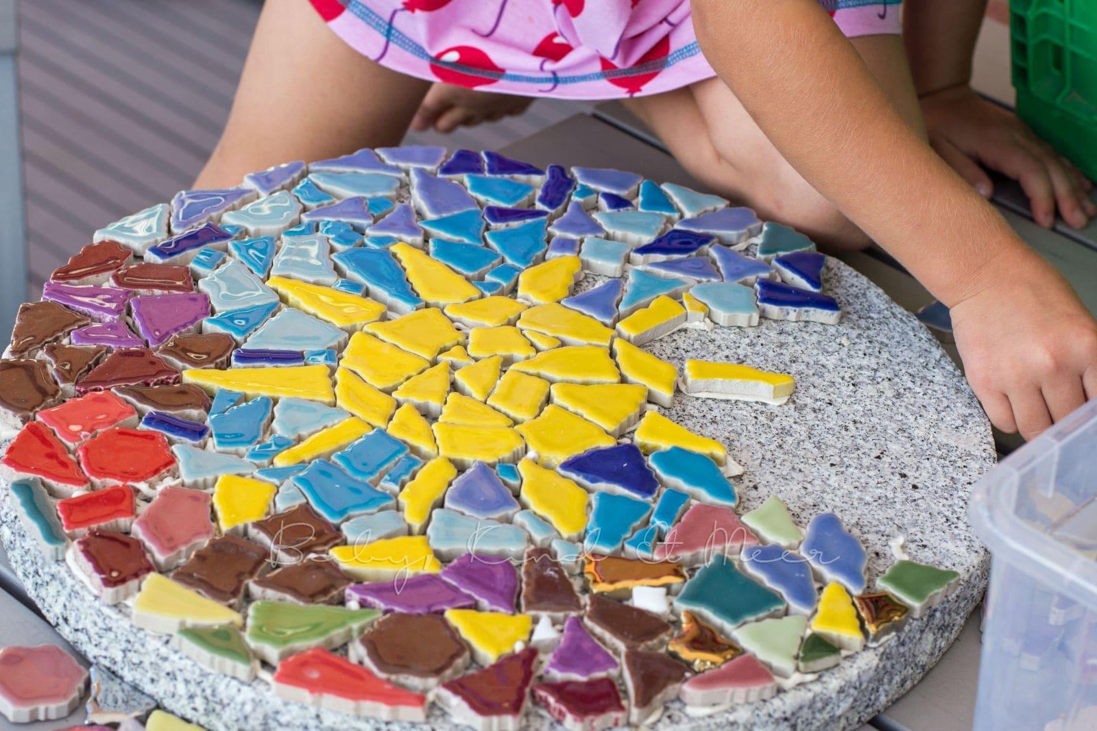 18 Wunderbar Mosaik Vorlagen Tisch Nobel