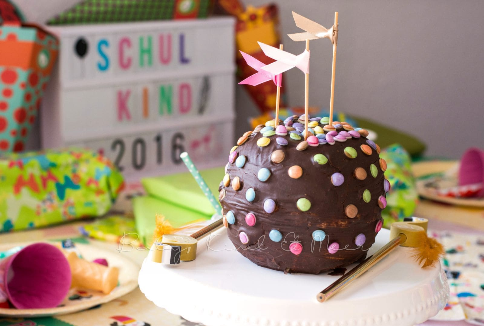 Rezept Pinata Kuchen Rezepte Fur Familien Kreatives Essen Baby