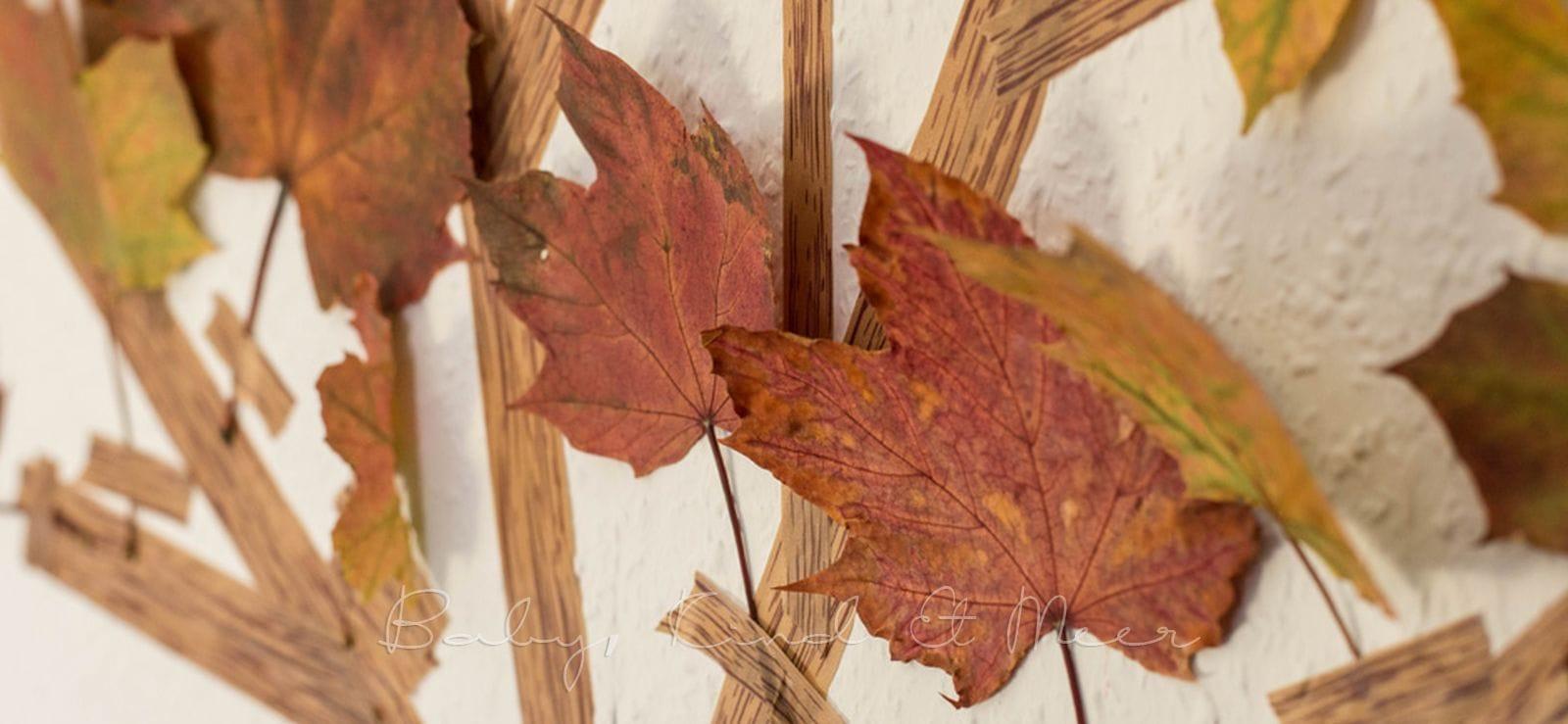 Baum Aus Masking Tape