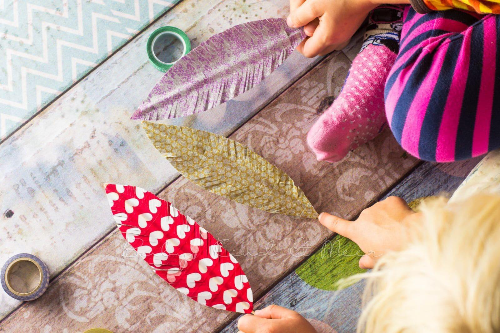 10 BASTELIDEEN MIT WASHI TAPE - DIY, Inspirationen - Baby, Kind und Meer