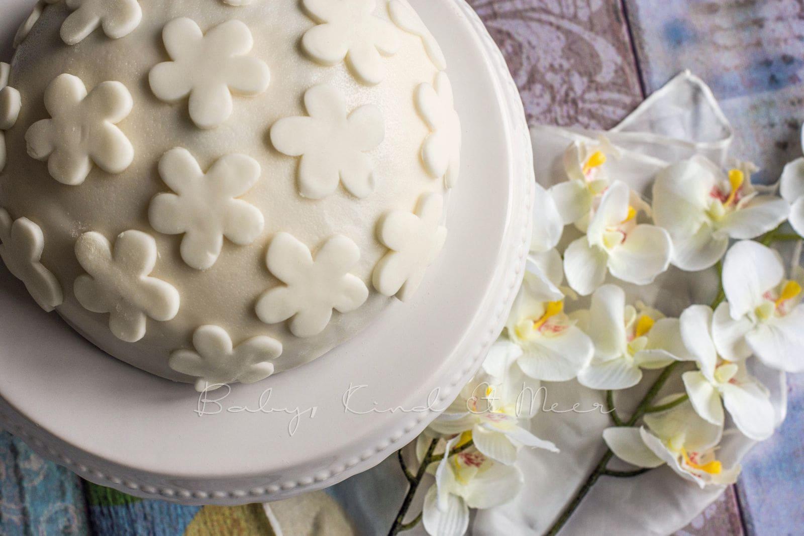 PIMP MY CAKE: JETZT WIRD ES BLUMIG! - Rezepte für Familien ...