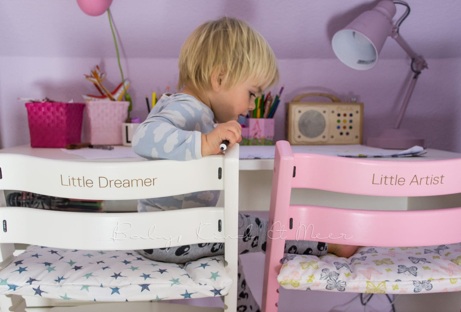 d ein individueller stokke tripp trapp deko sch nes mehr kinderzimmer co baby kind. Black Bedroom Furniture Sets. Home Design Ideas