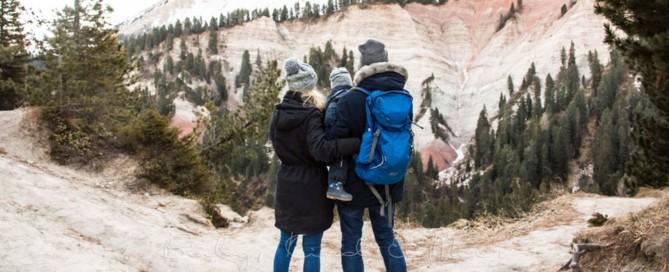 Winterurlaub Als Familie 1