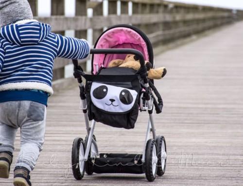 TIERISCHE PUPPENWAGEN + VERLOSUNG
