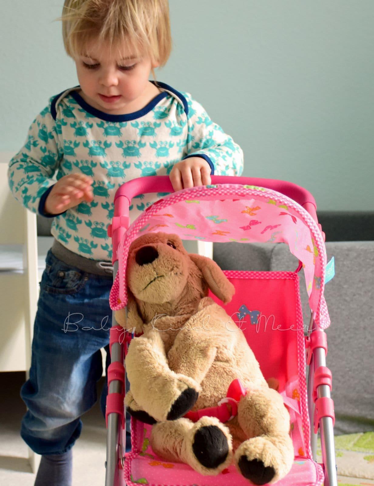 tierische puppenwagen verlosung spielzeug baby kind und meer. Black Bedroom Furniture Sets. Home Design Ideas