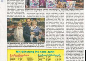 20170104 Der Reporter Riesenfreude Bei Der Preetzer Tafel