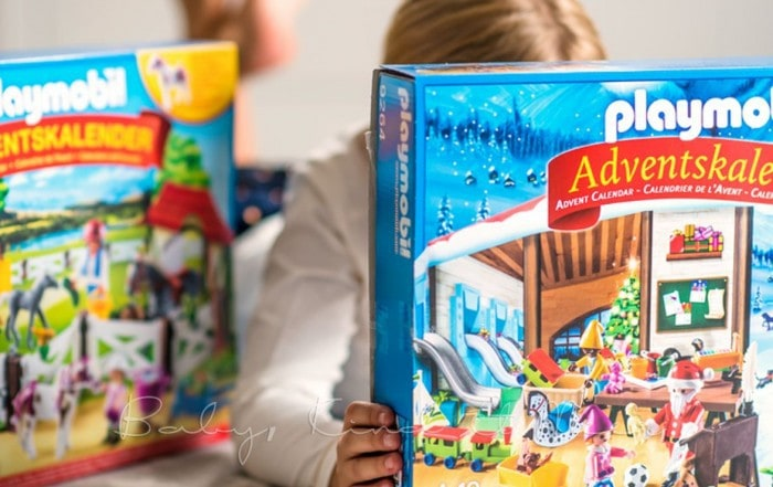 Adventskalender Playmobil 1