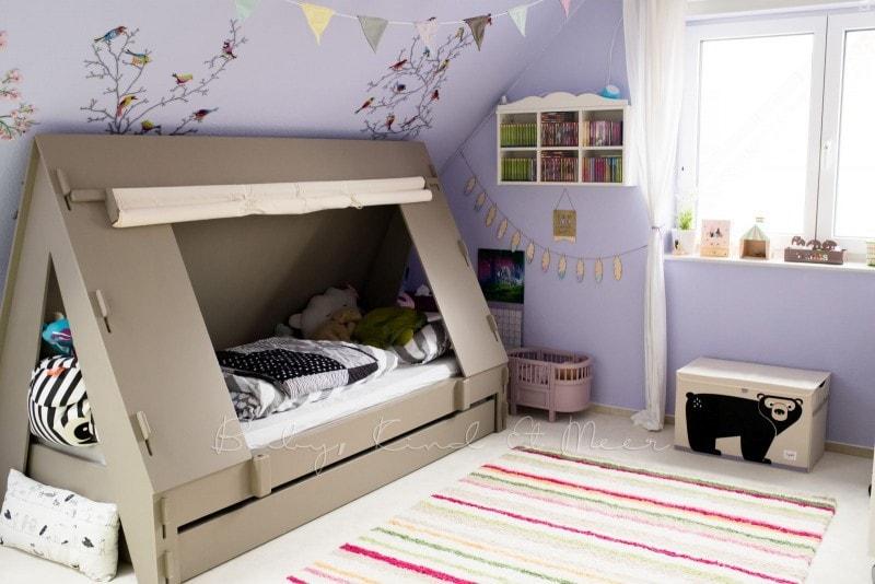 Roomtour Lillis Neues Kinderzimmer Inspirationen Deko Schones