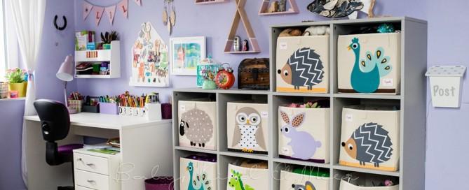 Lillis Neues Kinderzimmer