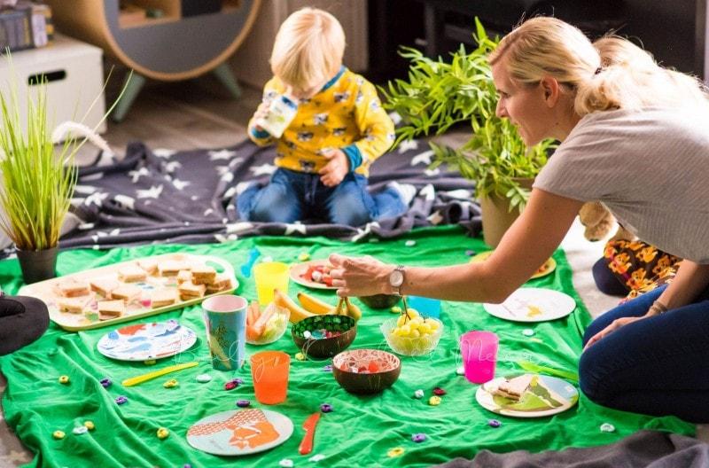 Picknick Im Wohnzimmer 3