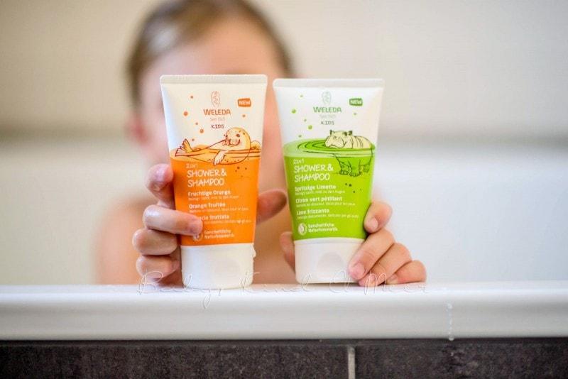 Weleda Shower Shampoo 2