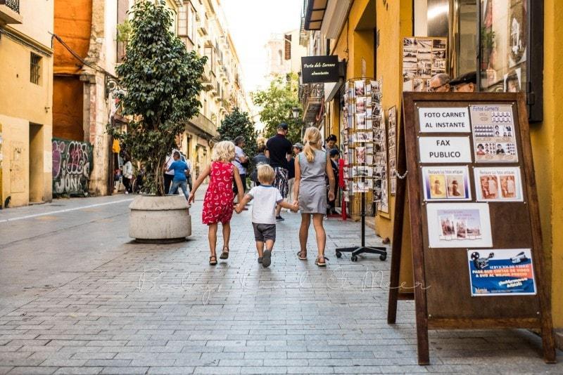 Altstadt Valencia 1