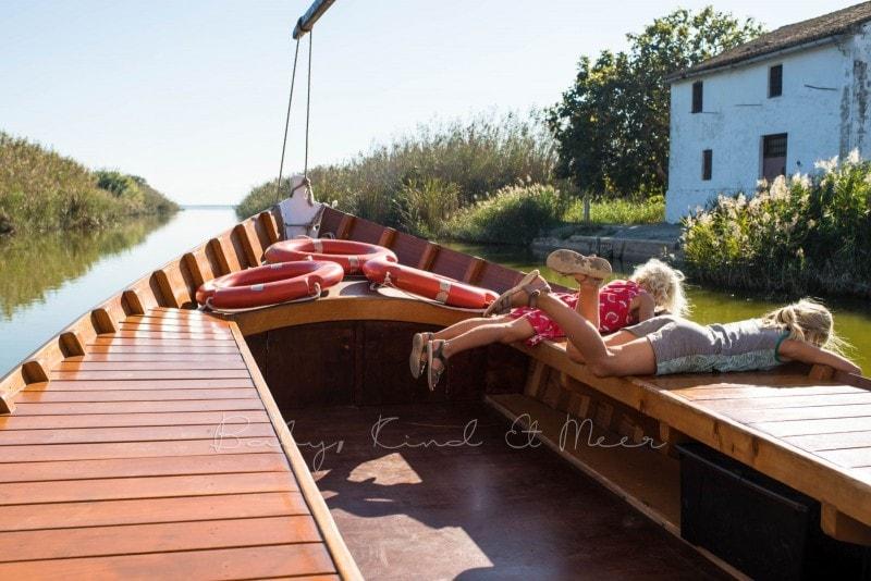 Bootsfahrt Albufera 6