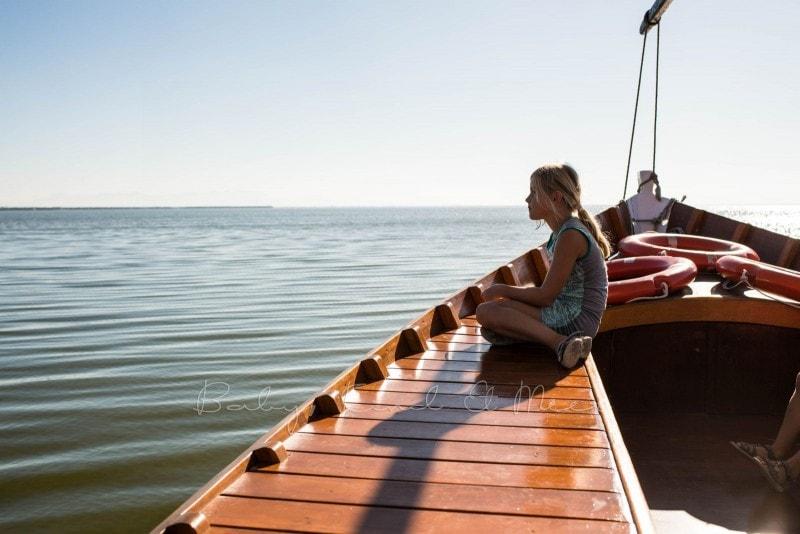 Bootsfahrt Albufera 7