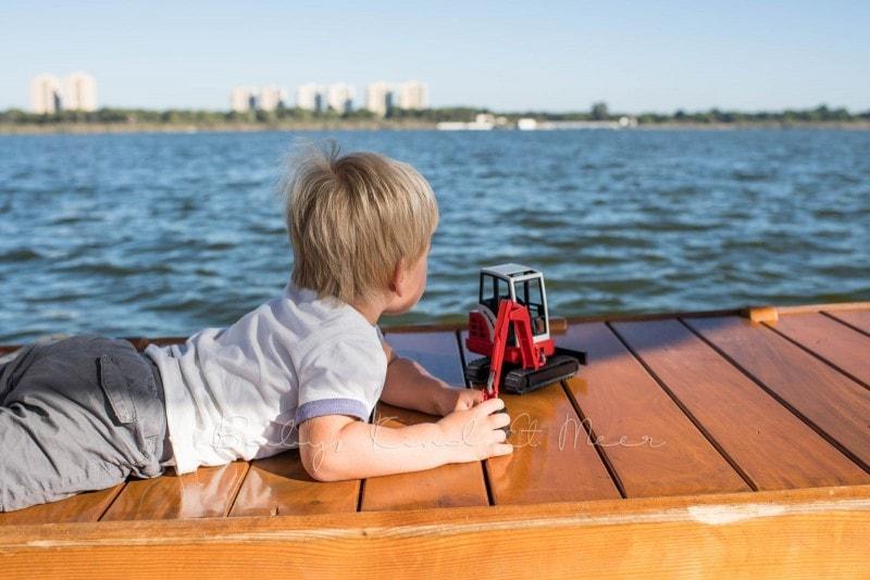 Bootsfahrt Albufera 9