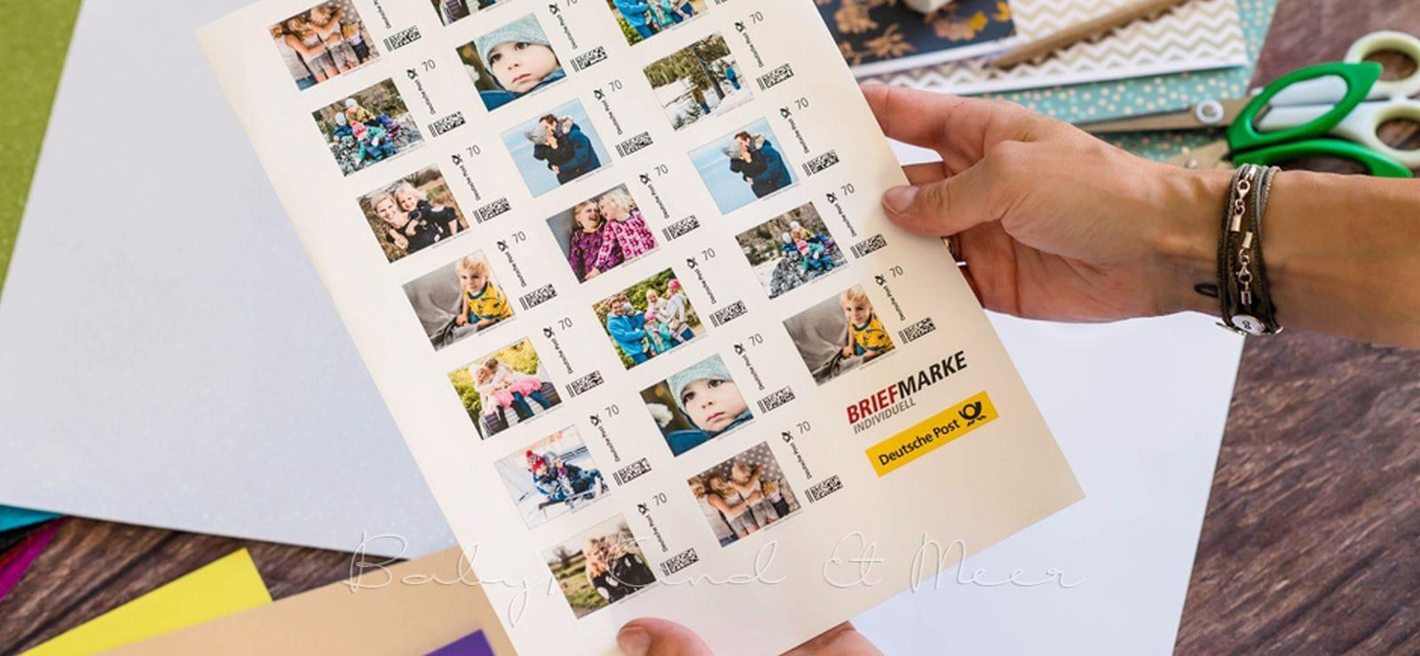 Briefmarken Und DIY