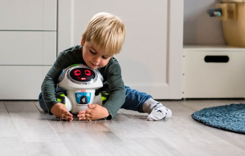 Fisher Price Movi Lern Roboter 11
