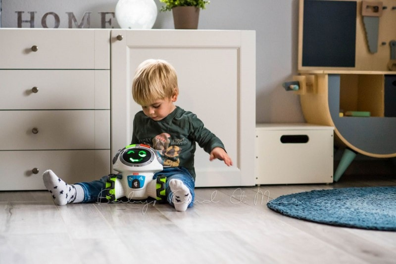 Fisher Price Movi Lern Roboter 12