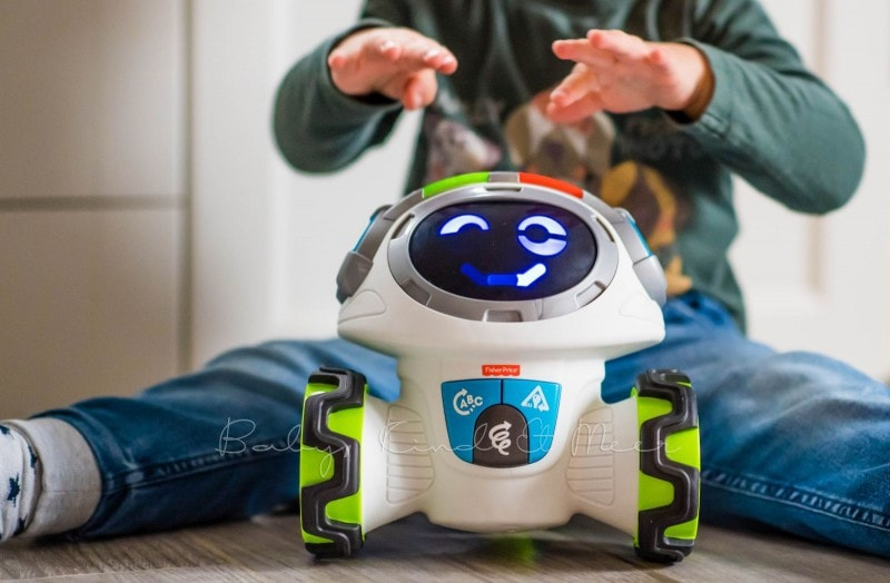 Fisher Price Movi Lern Roboter 13