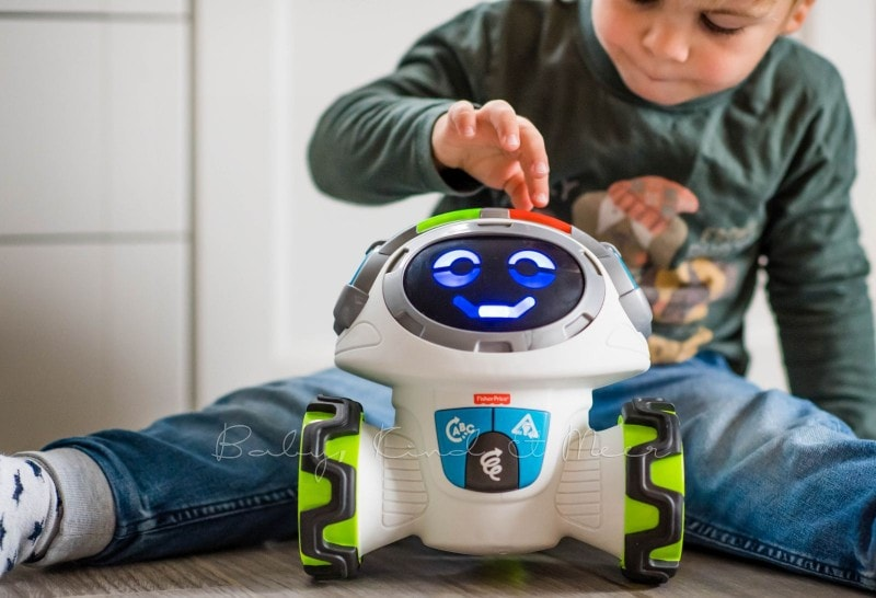 Fisher Price Movi Lern Roboter 14