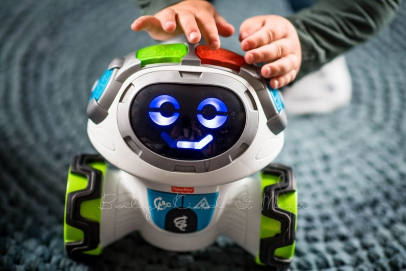 Fisher Price Movi Lern Roboter 16