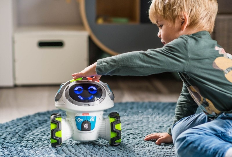 Fisher Price Movi Lern Roboter 2