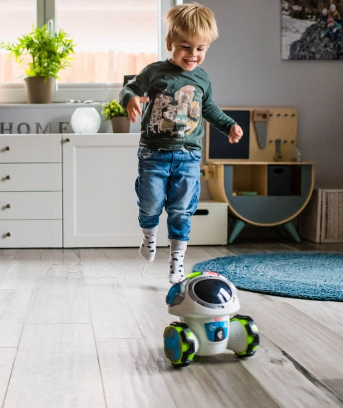 Fisher Price Movi Lern Roboter 5