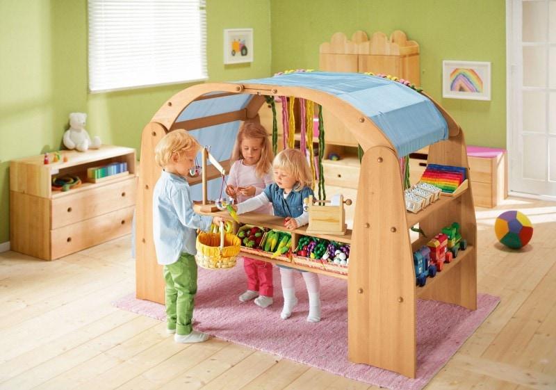 Livipur Mia Spielhaus 1