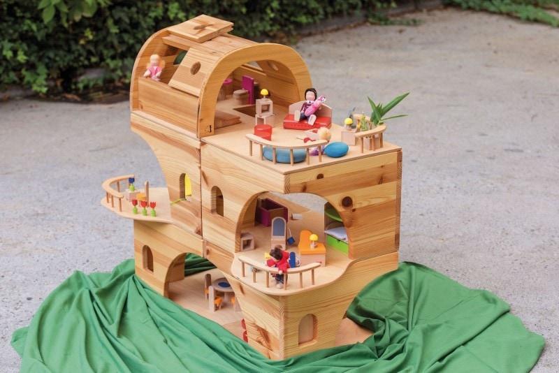 Livipur Puppenhaus 1