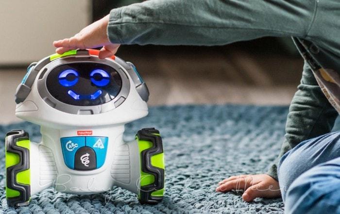 Movi Lern Roboter Von Fisher Price