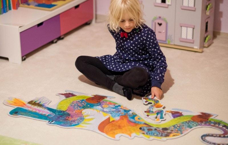 Puzzeln Im Kinderzimmer 1