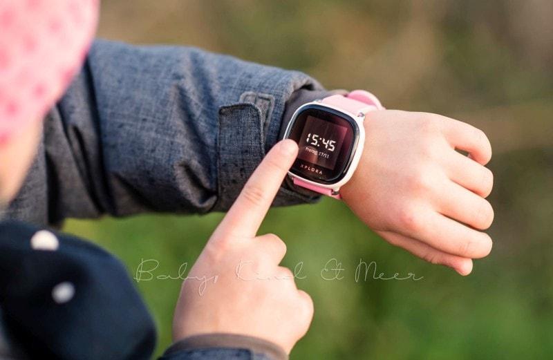 XPLORA Smartwatch 15