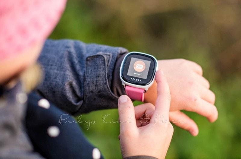 XPLORA Smartwatch 16