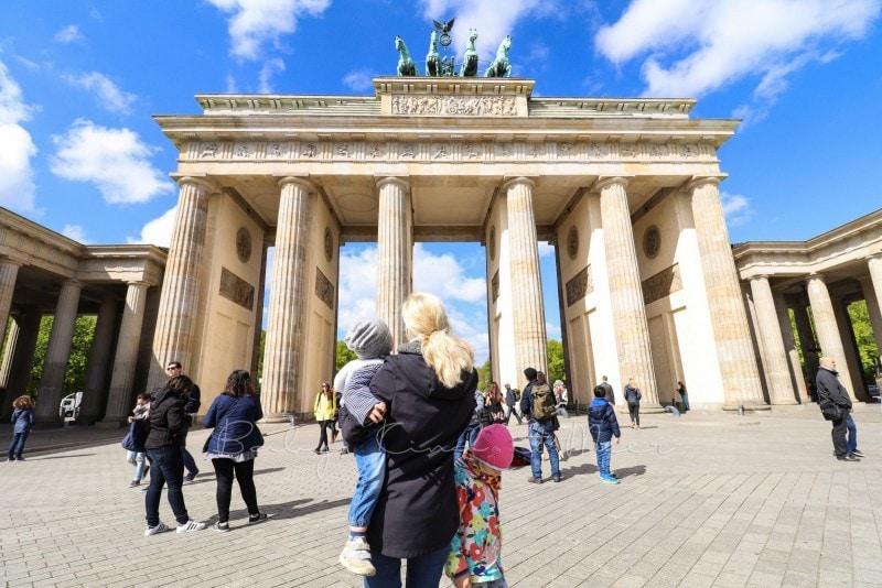 April Berlin 2