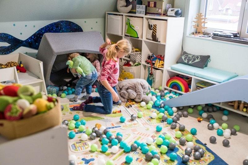 Chaos im Kinderzimmer 1