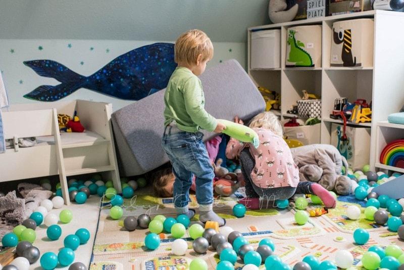 Chaos im Kinderzimmer 2