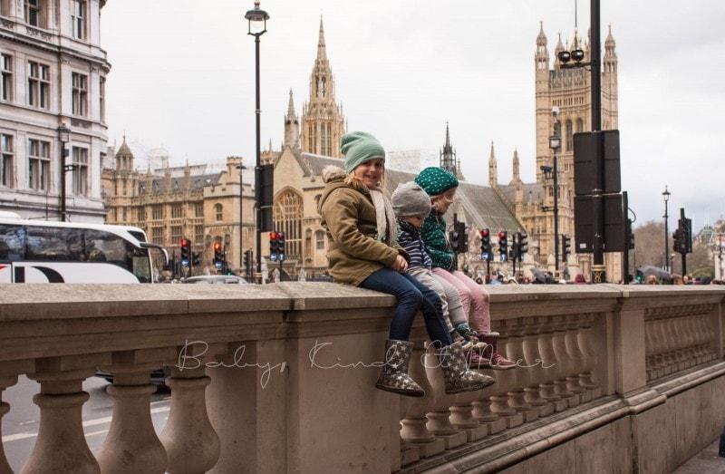 Februar London mit Kindern 1