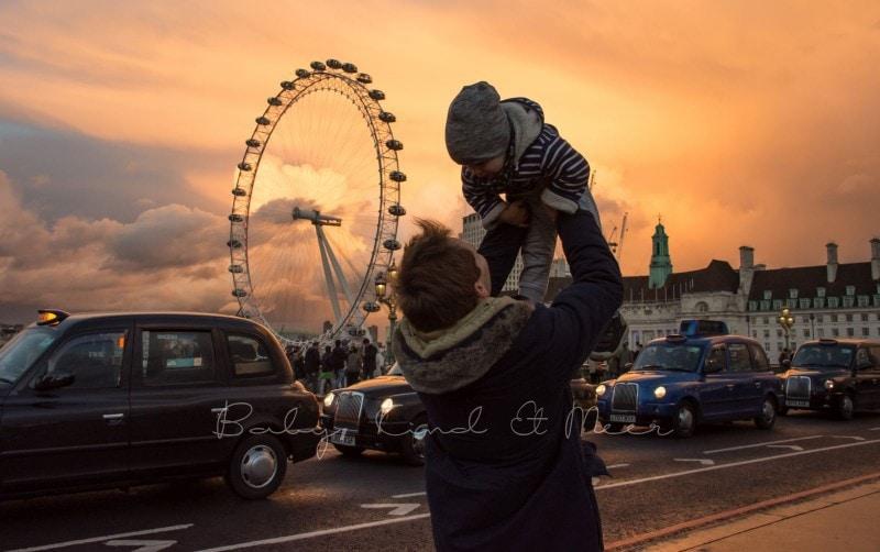 Februar London mit Kindern 2