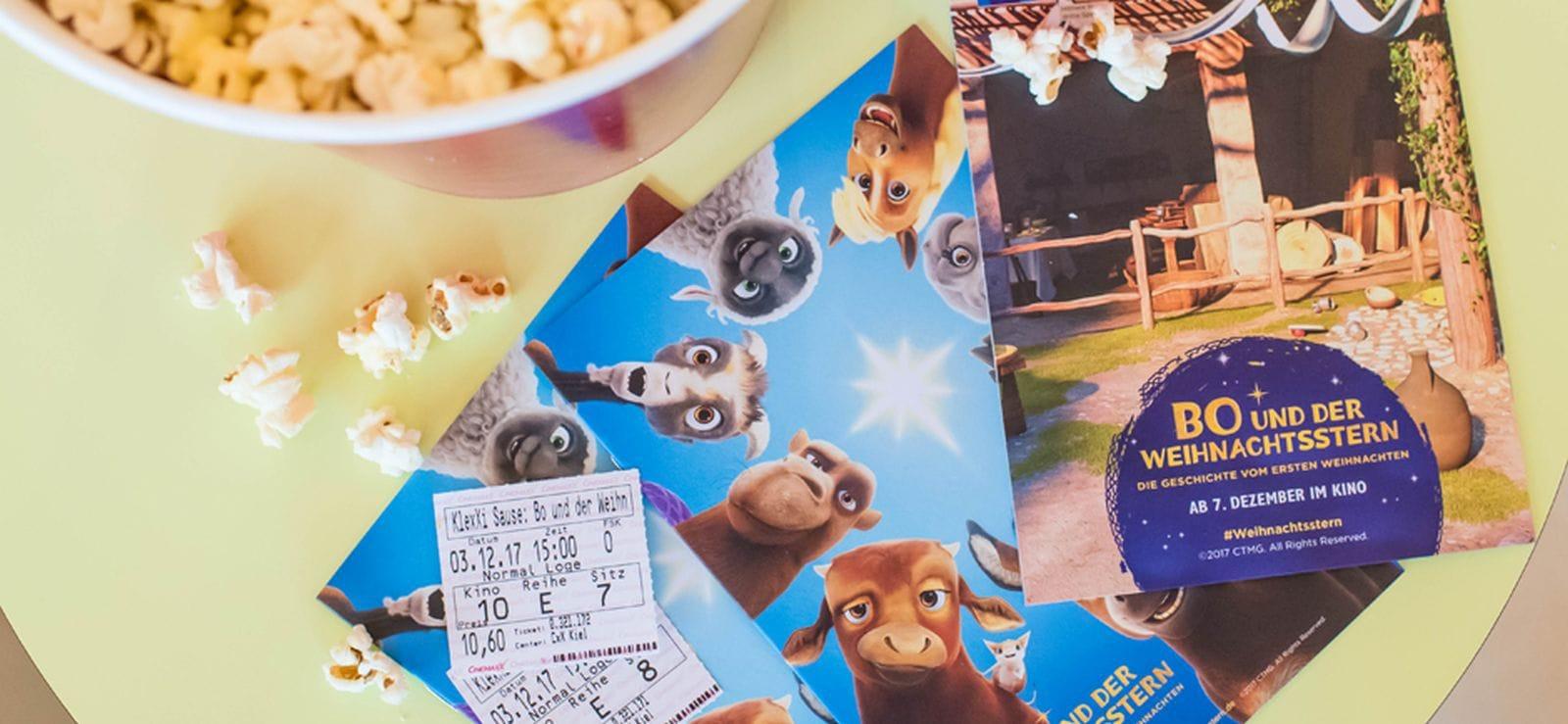 Filmtipp Bo und der Weihnachtsstern